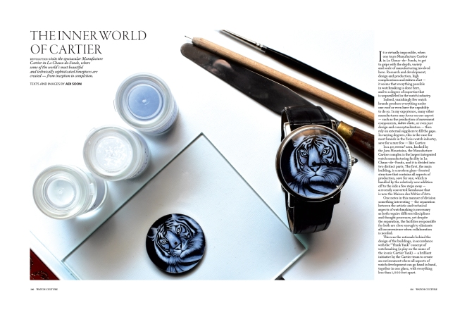 REVOLUTION: The Inner World of Cartier